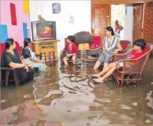 Flooding is not a reason to be upset 36 photos 29