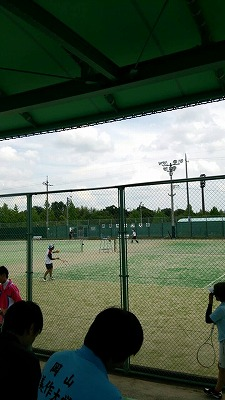 oka テニス