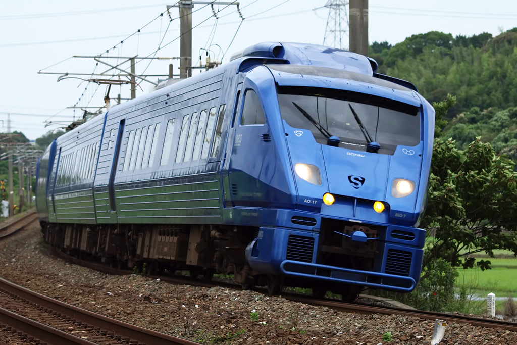 JR九州 883系4次車