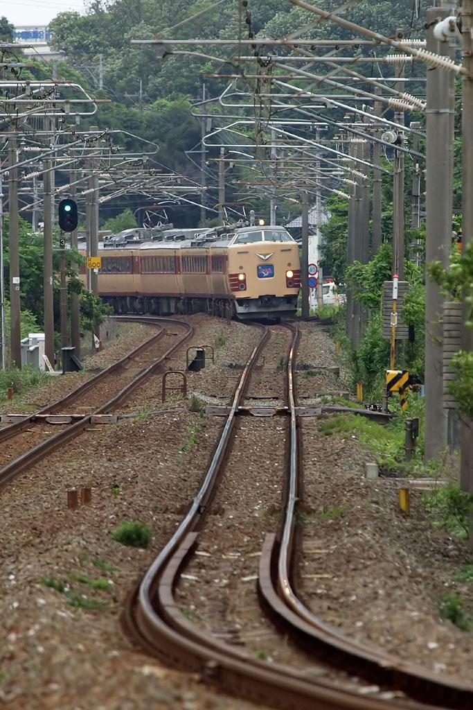 JR九州 485系