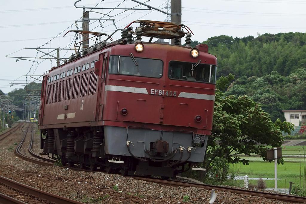 JR貨物 EF81