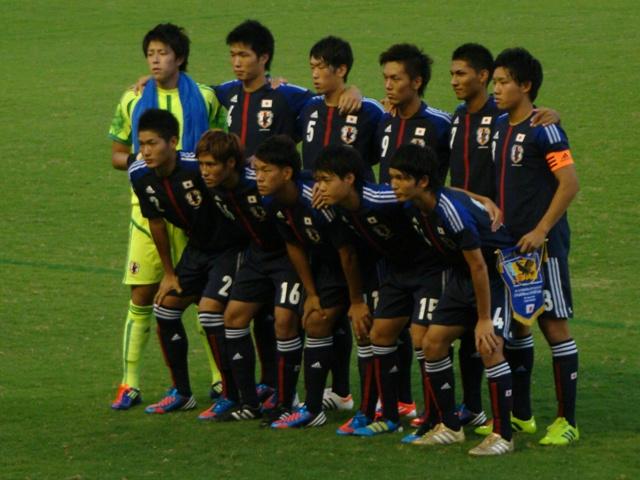 U-19日本代表、初戦U-19ポルトガル代表に逆転勝利!