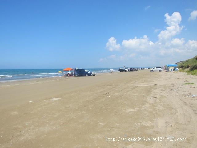 2012年8月 千里浜なぎさドライブウェイ