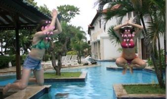 泳げよう!