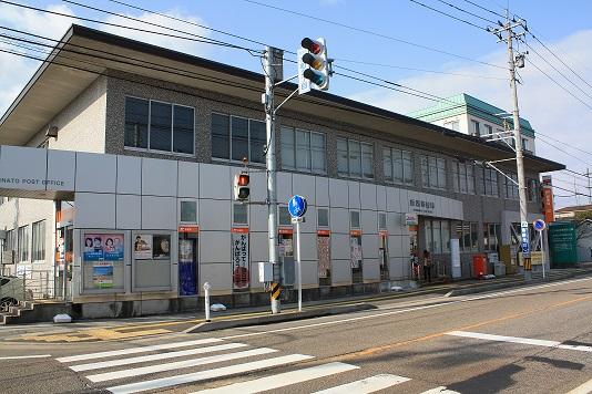 テツ浪人の風景in 新湊郵便局