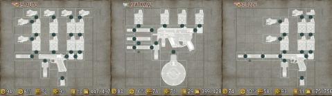 チャプター6 武器カスタマイズ例