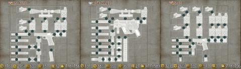 チャプター15 武器カスタマイズ例
